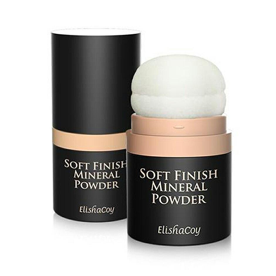 【おまけ付き】[ELISHACOY/エリシャコイ] Soft Finish Mineral Powder / ソフトフィニッシュ ミネラルパウダー 7g 韓国コスメ Skingarden/スキンガーデン