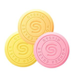 【送料無料】[G9SKIN/G9スキン] Wonder Eraser / ワンダーイレーザ 100g 牛乳せっけん 毛穴 トーンアップ 自然由来成分 低刺激 美白 角質除去 ディープクレンジング イチゴ/バナナ/牛乳 SkinGarden/スキ