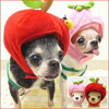 Makeover fruit hat size ( Chihuahua small dog or Buri for for Chihuahua dog Hat cosplay or Buri also )