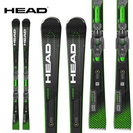 HEAD ヘッド 20-21 SUPERSHAPE E-MAGNUM + PRD 12GW(金具付)スーパーシェイプ スキー 基礎 オールラウンド マグナム [SKI]【期間限定ポイント5倍・1月26日10:59まで】