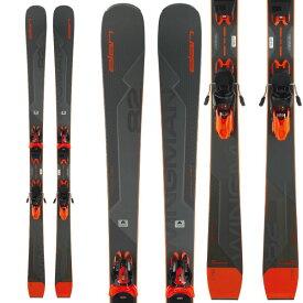 ELAN エラン 19-20 スキー 2020 WINGMAN 82Ti Power Shift ウイングマン82Ti (金具付き) オールラウンド デモ スキー板 (onecolor):