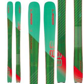 クーポン利用で5%OFF 11/26AMまで!ELAN エラン 19-20 スキー 2020 RIPSTICK 88W リップスティック 88W (板のみ) オールマウンテン スキー板 レディース (onecolor):