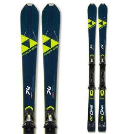 FISCHER フィッシャー 19-20 スキー 2020 RC ONE 74 ALLRIDE (金具付き) スキー板 デモ オールラウンド:
