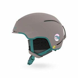 クーポン利用で10%OFF!4/6AMまで!GIRO ジロー 19-20 ヘルメット 2020 TERRA MIPS Matte Charcoal Hannah Eddy テラミップス スキーヘルメット レディース MIPS 軽量: [34SS_HEL]