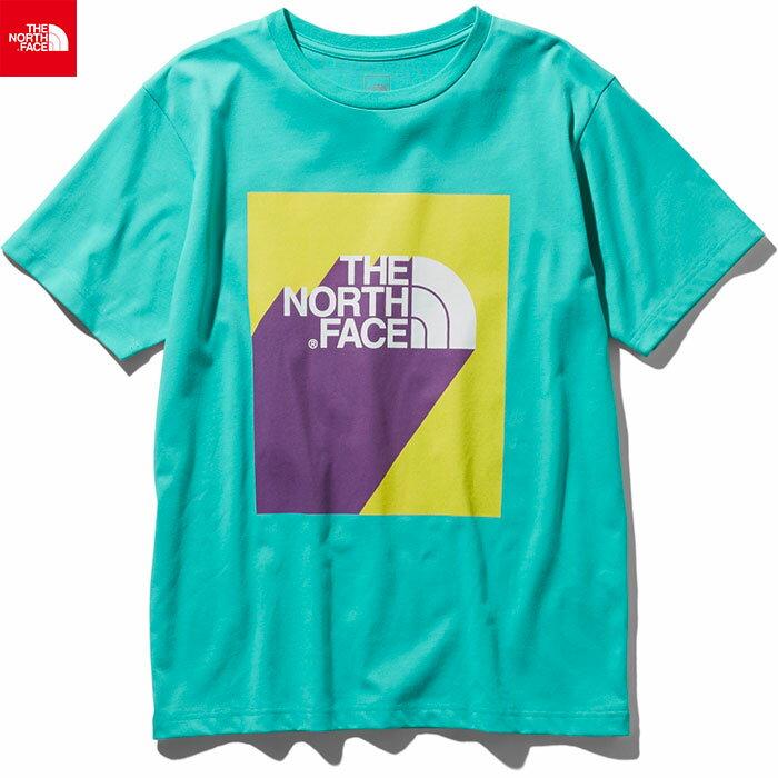THE NORTH FACE ノースフェイス 2019 SS ショートスリーブ3Dロゴティー S/S 3D Logo Tee Tシャツ (IL):NT31942