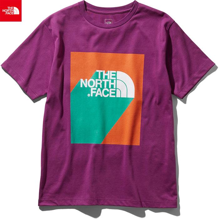 THE NORTH FACE ノースフェイス 2019 SS ショートスリーブ3Dロゴティー S/S 3D Logo Tee Tシャツ (PP):NT31942