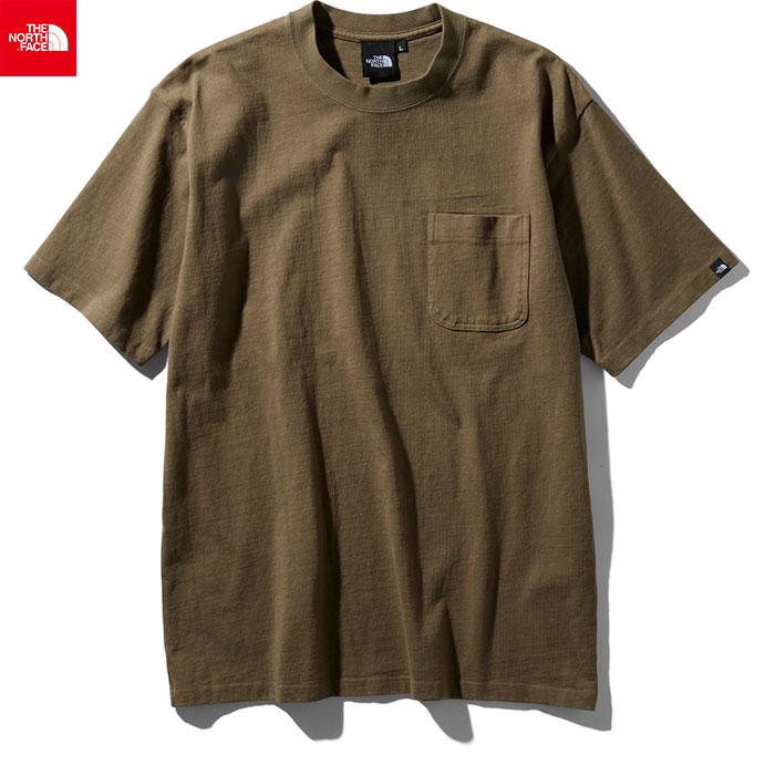 THE NORTH FACE ノースフェイス 2019 SS ショートスリーブガーメントダイヘビーコットンティー S/S GD Heavy Cotton Tee 半袖Tシャツ (NL):NT81832