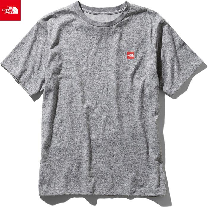 THE NORTH FACE ノースフェイス 2019 SS ショートスリーブスモールボックスロゴティー S/S Small Box Logo Tee Tシャツ (Z):NT31955