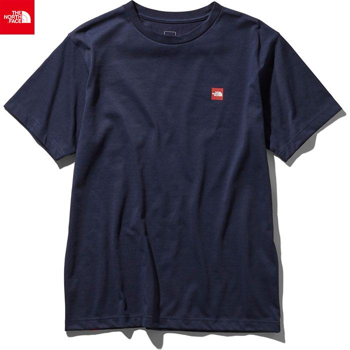THE NORTH FACE ノースフェイス 2019 SS ショートスリーブスモールボックスロゴティー S/S Small Box Logo Tee Tシャツ (UN):NT31955