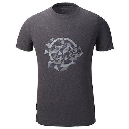 マムート MAMMUT Go Far T-Shirt Men [2018SS メンズ Tシャツ] (00100):1017-00190 [特価マムート]