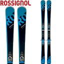 ROSSIGNOL ロシニョール 17-18 スキー ski 2018 EXPERIENCE 77 BASALT エクスペリエンス77 + XPRESS 11 (金具付き) オ…