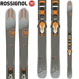 ROSSIGNOL ロシニョール 18-19 スキー 2019 エクスペリエンス 80 Ci EXPERIENCE 80 Ci (Xpress2プレート) + XPRESS11 オールマウンテン (-):RAHFH01
