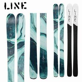 LINE ライン 18-19 スキー Ski 2019 PANDORA 94 パンドラ 94 (板のみ) パウダー ロッカー レディース (-):