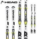 HEAD ヘッド 18-19 スキー Ski 2019 WORLDCUP REBELS I SL RD (RACE PLATE WCR14) +FF EVO16金具付き レーシング SL (…