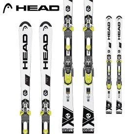 HEAD ヘッド 18-19 スキー Ski 2019 WORLDCUP REBELS I SL RD (RACE PLATE WCR14) +FF EVO16金具付き レーシング SL (-):