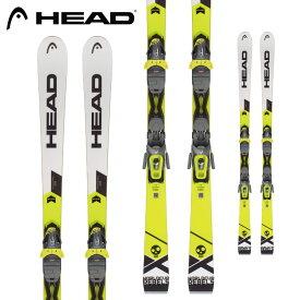 HEAD ヘッド 18-19 スキー Ski 2019 WORLDCUP REBELS I GSR (PR 11 GW 金具付き) 基礎 デモ オールラウンド (-):