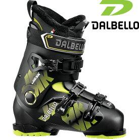 DALBELLO ダルベロ 18-19 JAKK ジャック 〔2019 スキーブーツ フリースタイル 入門〕 (BK-BK):D181400400
