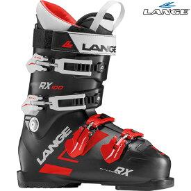 LANGE ラング 18-19 RX 100 〔2019 スキーブーツ ALLMOUNTAIN〕 (black-red):LBG2100-H
