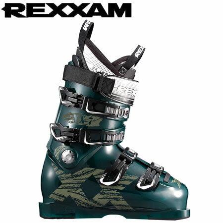 [送料無料] REXXAM レクザム 17-18 スキーブーツ skiboot 2018 XX 7 フリースタイル オールラウンド:
