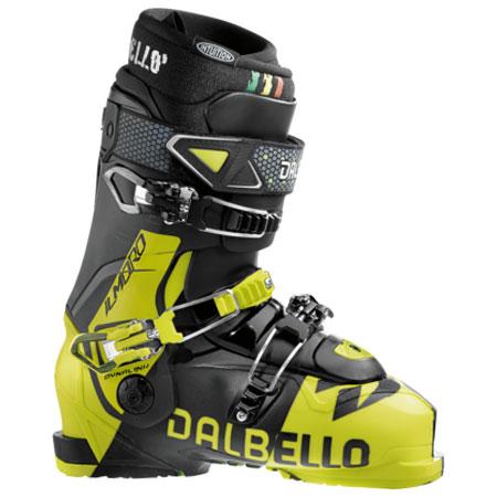 ダルベロ DALBELLO 17-18 2018 IL MORO イルモロ スキーブーツ フリースタイル: