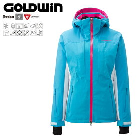 GOLDWIN ゴールドウィン W's Radical Jacket 〔Women's スキーウェア ジャケット〕 (CL):GL11503P [40-49ウエア] [56-OUTER¥][34SS-out]