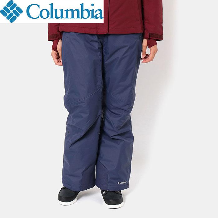 columbia コロンビア 18-19 バガブーオムニヒートパンツ BUGABOO OMNI-HEAT PANT W'sPNT スキーウェア 女性用 (NOCTURNAL):WR1068 [特価コロンビア]