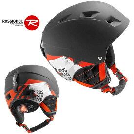 ROSSIGNOL ロシニョール COMP J BLACK 〔スキー ヘルメット プロテクター〕 (BLACK):RKFH503[34SS-out]