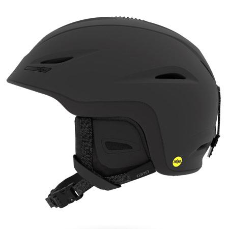 [送料無料] GIRO ジロ 2019モデル UNION MIPS AF ユニオンミップス アジアンフィット MATTE-BLACK ヘルメット スキー スノーボード (-):