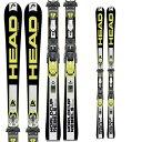 スキー 旧モデル 特価ヘッド スキー板 HEAD 2016 W.C. REBELS i.RACE / SPEEDFLEX PLATE 13 【BDG:LX 12 金具付】 オールラウンド・レーシング入