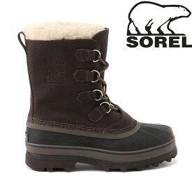 SOREL ソレル 2018秋冬 ブーツ 防寒靴 ウィンターシューズ ブーツ カリブーウール CARIBOU WOOL メンズ (クアリー):NM1481