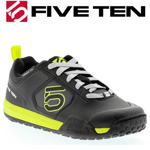 ファイブテン FIVE TEN 5.10 シューズ IMPACT VXI (Semi-Solar Yellow) 自転車 バイク スケートボード アウトドア (-):