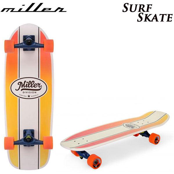 """[送料無料] MILLER ミラー サーフスケート SURF SKATE CLASSIC 31.5"""" スケートボード サーフトラック (-):"""