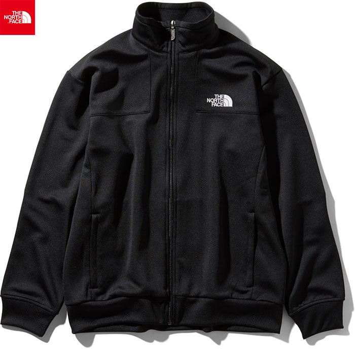 THE NORTH FACE ノースフェイス 2019 SS ジャージジャケット Jersey Jacket ジャージ (K):NT11950