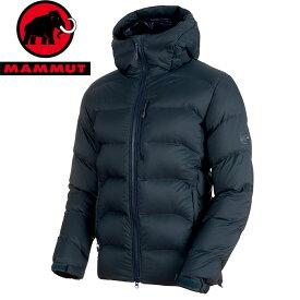 MAMMUT マムート Xeron IN Hooded Jacket Men ダウン 羽毛 ジャケット JKT 2018FW 18-19 (marine):1013-00700 [特価マムート]