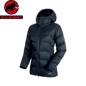 MAMMUT マムート Xeron IN Hooded Jacket Women ダウン 羽毛 ジャケット JKT 2018FW 18-19 (marine):1013-00710 [特価マムート]