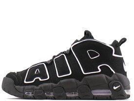 NIKE AIR MORE UPTEMPO 414962-002ナイキ エアモア アップテンポ BLACK/WHITE-BLACK