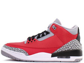 NIKE AIR JORDAN 3 RETRO SE CK5692-600エアジョーダン 3 レトロ オージーFIRE RED/FIRE RED-CEMENT GREY
