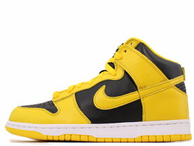 NIKE DUNK HIGH SP CZ8149-002ナイキ ダンク ハイ SPBLACK/VARSITY MAIZE