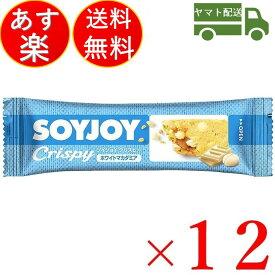 ソイジョイ ホワイトマカダミア ダイエット おやつ soyjoy 大塚製薬 まとめ買い 25g×12本セット