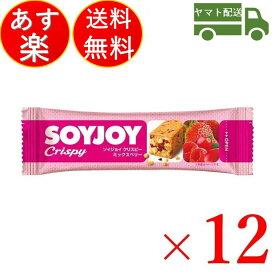 ソイジョイ ミックスベリー ダイエット おやつ soyjoy 大塚製薬 まとめ買い 12本セット