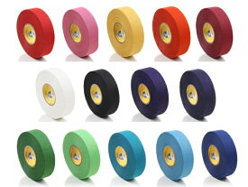 HOWIES/ハウィーズ CLOTH HOCKEY TAPE クロスホッケーテープ 24mmx22.8M 《ポスト投函可》【アイスホッケー小物】