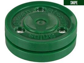 Green Biscuit/グリーンビスケット Snipe Training Puck 《ポスト投函可》【アイスホッケートレーニング】