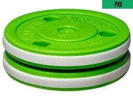 Green Biscuit/グリーンビスケット Pro Training Puck 《ポスト投函可》【アイスホッケートレーニング】