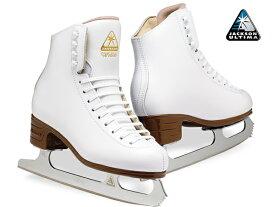 JACKSON/ジャクソン アーティストプラスセット 白【フィギュアスケート靴】