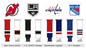 LUTCH/ルッチ Custom Knit Socks (NHLデザイン) ジュニア 【アイスホッケーソックス】