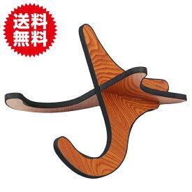 折畳式 木製 ウクレレスタンド 楽器 スタンド ホルダー サポーター X型 ウクレレ マンドリン ヴァイオリン