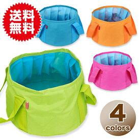 人気の4色 バケツ 10L 折りたたみ 防水 四角 バッグ 大型 コンパクトにたためる アウトドア キャンプ 釣り 洗車 ハイキング ガーデニング 収納 おもちゃ 送料無料