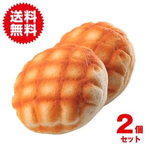 2個セット 香り付き メロンパン 低反発 スクイーズ 手枕 食品 サンプル 食玩 小道具 おもちゃ