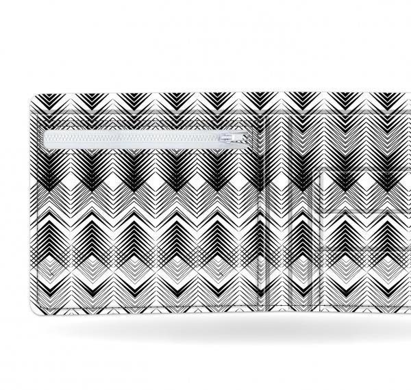I like paper(アイライクペーパー) THYME 日本初上陸 視線を集めるおしゃれなデザイナーズ ペーパーウォレット 財布 薄く軽い アーティストデザイン デュポン社タイベック製