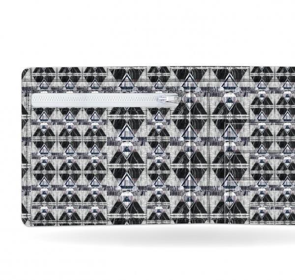 I like paper(アイライクペーパー) SCALZARE 日本初上陸 視線を集めるおしゃれなデザイナーズ ペーパーウォレット 財布 薄く軽い アーティストデザイン デュポン社タイベック製